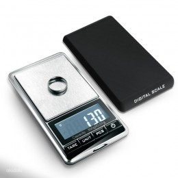 Весы карманные 0,01г до 300г для пороха и дроби